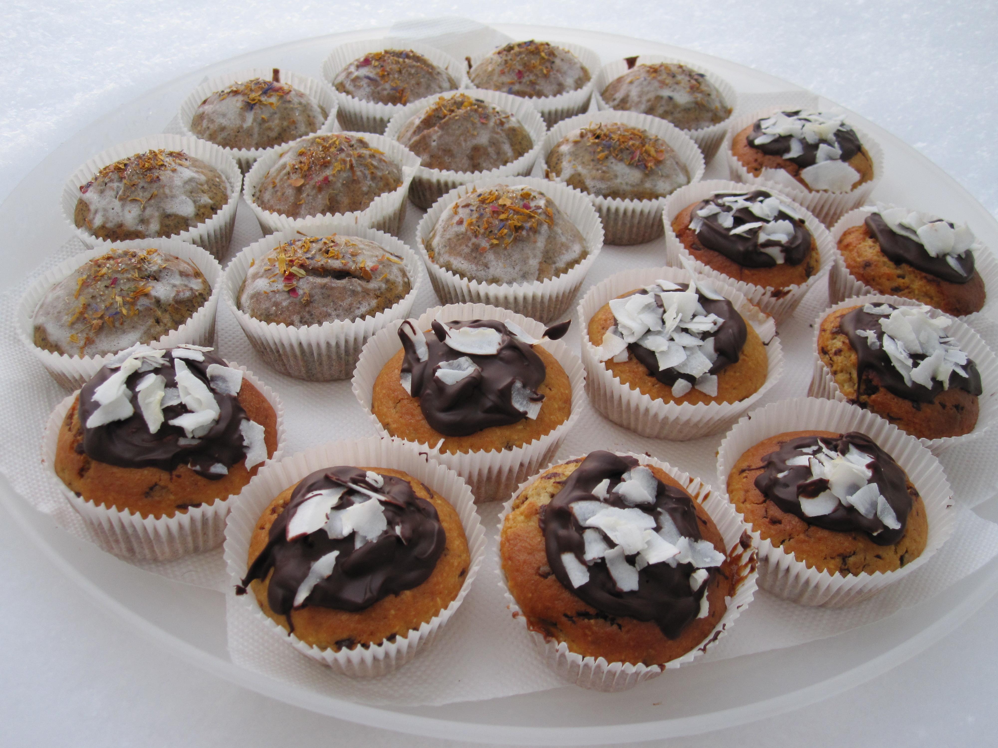 In jedem Muffin steckt ein Cupcake. Oder umgekehrt.
