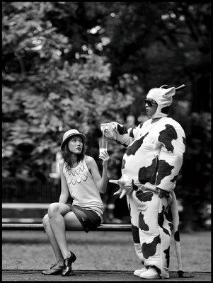 Die Milch ist da. Aber wo ist die Romantik?