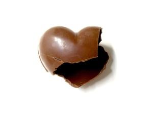 Warum man(n) am Valentinstag mit Schokolade immer falsch liegt.