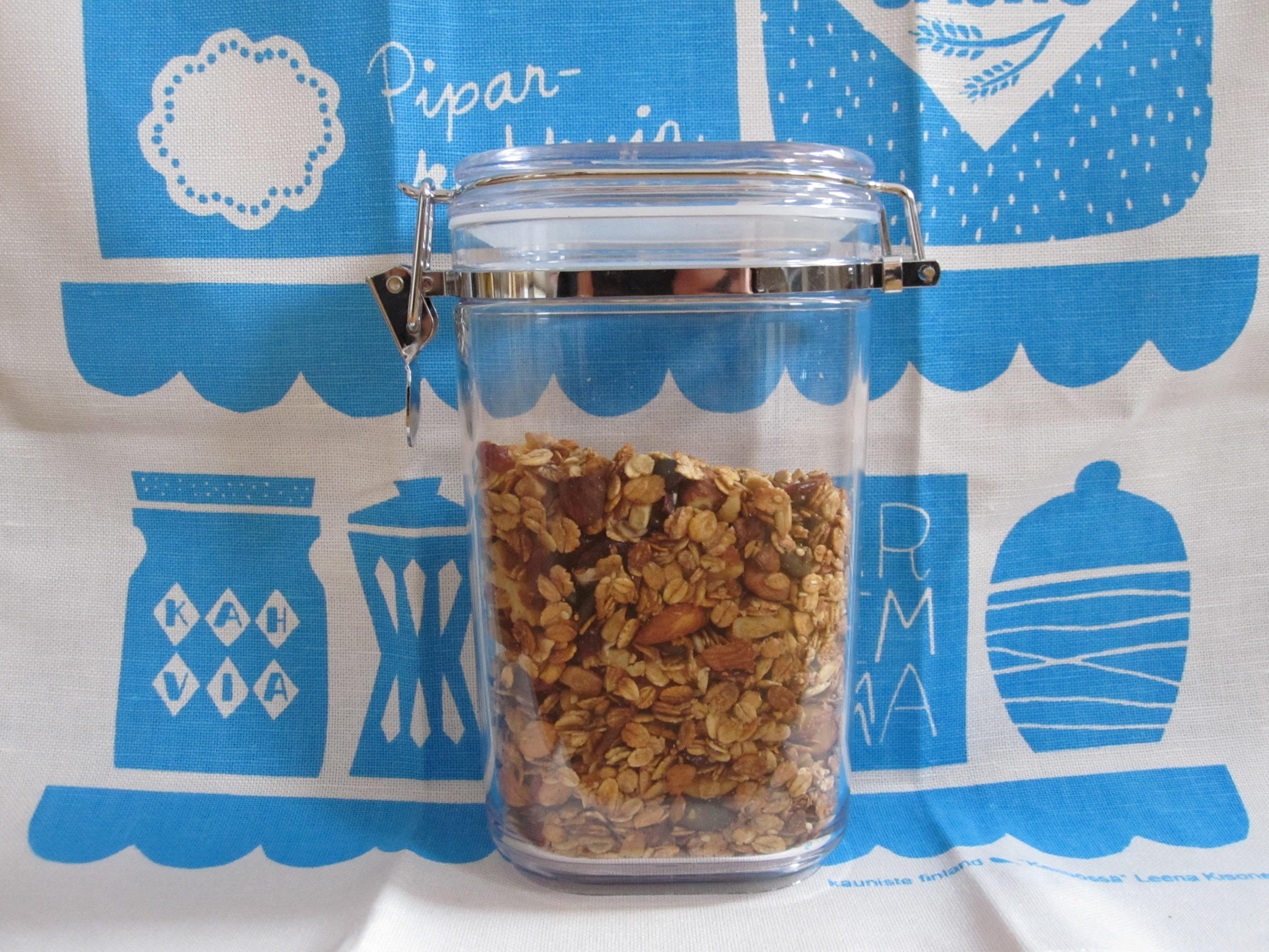 Granola statt Grau: Schick dein Müsli auf die Sonnenbank!