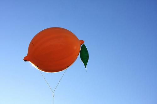 Es fliegt, es fliegt die Bio-Birne.