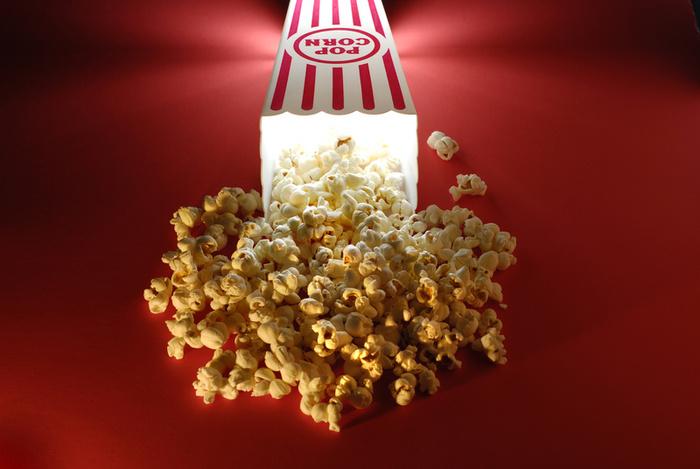 Ganz großes Kino: Popcorn für Gourmets.