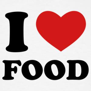 Ich esse, also bin ich.