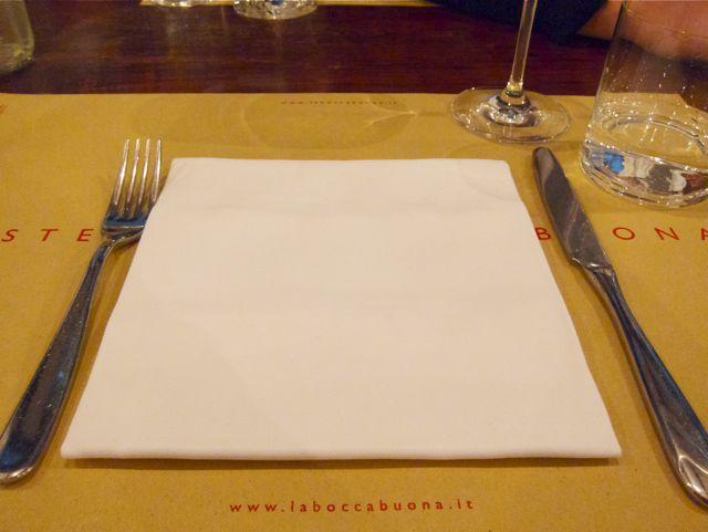 A tavola con il mondo.