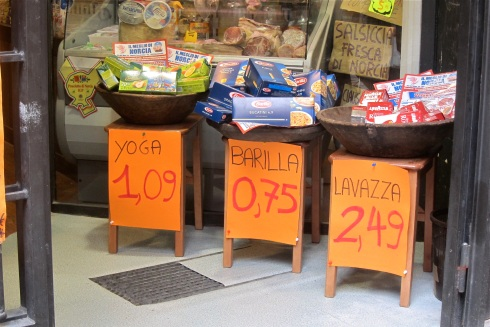 """Die neu-alte """"Vermarktung"""" der Supermärkte"""