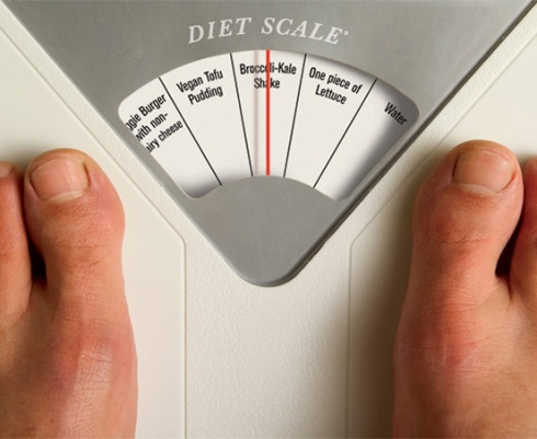 Bild: Diet Scale © Ji Lee