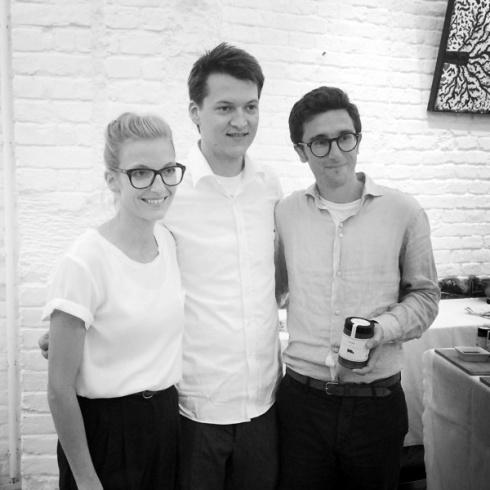 Das Kochbox-Team: Miriam Strobach, Peter Troißinger, Gregor Einetter