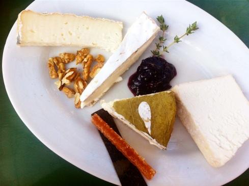 Die Käseplatte, das verkannte Signature Dish
