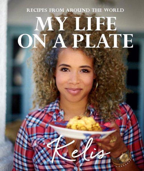 Kelis Kochbuch: My life on a plate